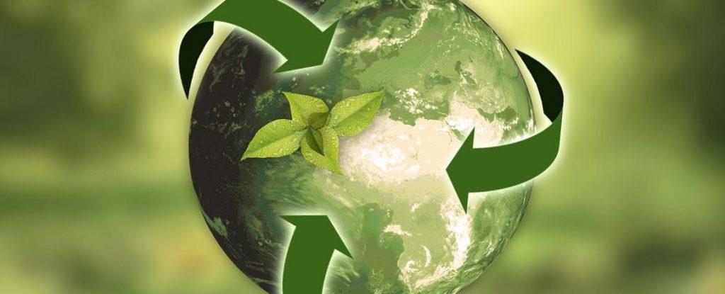 Recycling mit Nachhaltigkeit